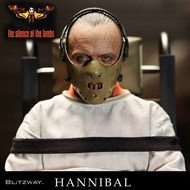 Blitzway Hannibal Lecter Straitjacket Ver. Prision  1/6 Figure