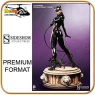 Catwoman Premium Format Figure Sideshow Collectibles