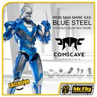 COMICAVE STUDIOS Iron Man Blue Steel Mark XXX 30