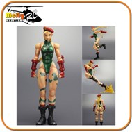 Street Fighter Cammy Ssf4 Play Arts Kai Square Enix