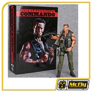 Commando John Matrix - Action Figure - Neca