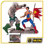 DC Icons Superman vs Doomsday