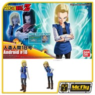 Dragon Ball Figure Rise Standard Android 18 Bandai Model kit