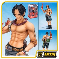 One Piece FIGUARTS ZERO PORTGAS D.ACE 5TH ANNIVERSARY