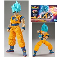 FIGURE RISE SUPER GOKU GOD SPECIAL COLOR DRAGON BALL