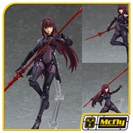 Figma 381 Lancer Scathach FATE GRAND ORDER