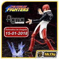 (RESERVA 10% DO VALOR) Figma SP-095 Iori Yagami The King Of Fighters