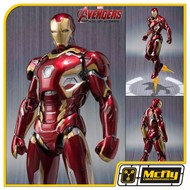 S.H Figuarts Iron Man Avengers Age of Ultron Mark 45