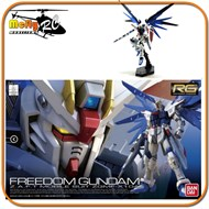 Gundam 1/144 RG #05 Freedom Gundam ZGMF-X10A