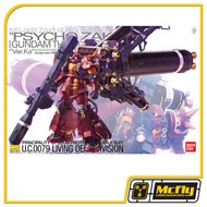 Gundam 1/100 MG Thunderbolt High Mobility Zaku Psycho Zaku Ver KA Model Kit