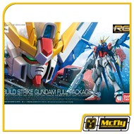 Gundam Build Strike Gundam Full Package Build Fighters 1/144 RG #23  Model Kit