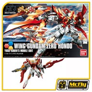 Gundam Build Fighters Try HGBF #033 Wing Gundam Zero Honoo 1/144 Model Kit