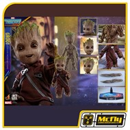 HOT TOYS Guardians of the Galaxy Vol 2 GROOT LIFE SIZE LMS004
