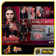Hot Toys Avengers Age of Ultron SCARLET WITCH MMS301 Vingadores Feiticeira