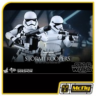 Hot Toys FIRST ORDER STORMTROOPERS MMS319 STAR WARS THE FORCE AWAKENS