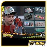 Hot Toys Marty Mcfly MMS379 BACK TO THE FUTURE PART II