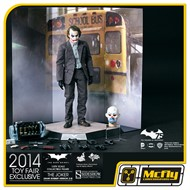 Hot Toys THE JOKER  BANK ROBBER VERSION 2.0 MMS249