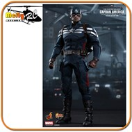 Hot toys CAPTAIN AMERICA (STEALTH S.T.R.I.K.E. SUIT) The winter Soldier