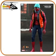 Para Carlos Hot Toys 1/6 The Amazing Spider Man 2 Spiderman Home Aranha MMS244