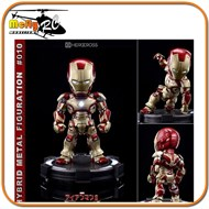 Iron Man 3 Mark XLII 42 Hybrid Metal Figuration 010 Hero cross