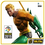 Iron Studios Aquaman CCXP 2015 Exclusivo