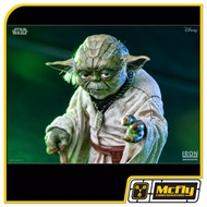 Iron Studios Star Wars Mestre Yoda Art Scale 1/10