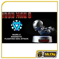 Iron Man Mark 2 (Magnetic Floating ver.) - Egg Attack