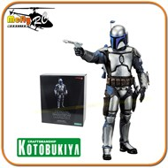 Star Wars Jango Fett Attack Of The Clones Kotobukiya Artfix