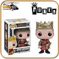 Figura Joffrey Baratheon POP Vinyl 14 Funko Game Of Thrones