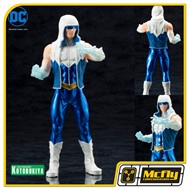 KOTOBUKIYA CAPTAIN COLD NEW 52 DC Collectible