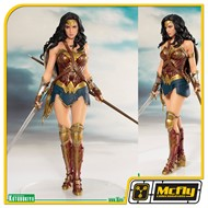 KOTOBUKIYA WONDER WOMAN JUSTICE LEAGUE MOVIE ARTFX+