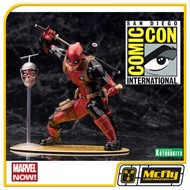 Kotobukiya Deadpool Chimichanga Artfx SDCC