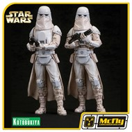 Kotobukiya Star Wars Snowtrooper Two Pack 1/10