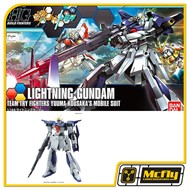 Lightning Gundam Team Try Fighter Yuuma Kousaka s 1/144 #020