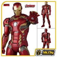 MAFEX 022 Iron Man Mark 45 Avengers Age of Ultron