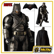 Medicom MAFEX Batman v Superman Figures: Batman Armored