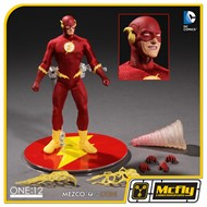 MEZCO The Flash One :12 Collective DC Comics