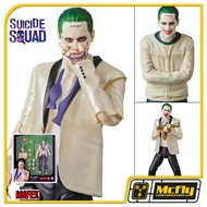 Mafex 039 The Joker Suit Ver Suicide Squad DC Collectible