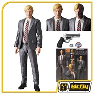 Mafex 054 Harvey Dent Batman The Dark Knight