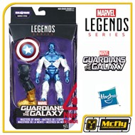 Marvel Legends Vance Astro Master Of Mind Mestre da Mente Guardians of the Galax