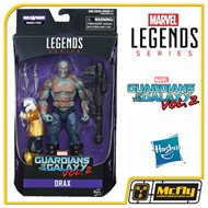 Marvel Legends Series Drax Guardians of the Galaxy Vol 2
