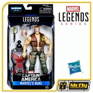 Marvel Legends Series Marvels Nuke Captain America Hasbro