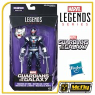 Marvel Legends Series Darkhawk Master of Mind Guardians of the Galaxy