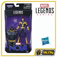 Marvel Legends Series Nova Baf Titus