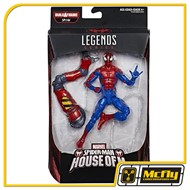 Marvel Legends Spider Man House of M