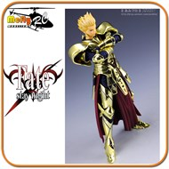 Archer Fate Stay Night Saber Chogokin Bandai Tamanhii Nation