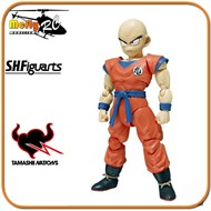 Dragon Ball Z  Kuririn  Klilyn  S.H Figuarts