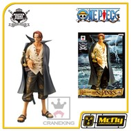 One Piece Shanks Master Star Piece Banpresto