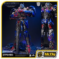 Transformers Optimus Prime Knight Edition Age Of Extinction PRIME 1 Sideshow