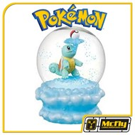 POKEMON SQUIRTLE SNOW SLOW LIFE ZENIGAME
